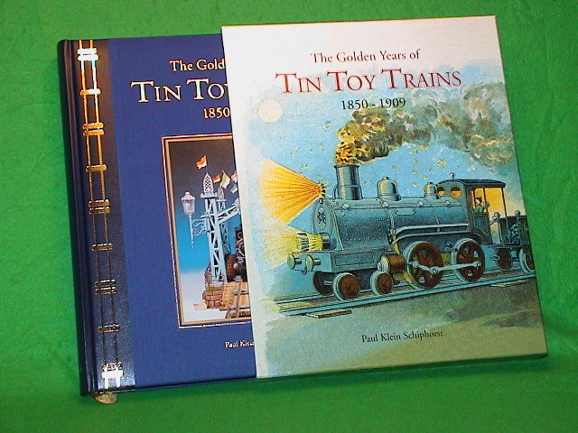 Verkaufe The Golden Years of Tin Toy Trains