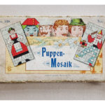 Carl Brandt jr. No. 168 Puppen - Mosaik