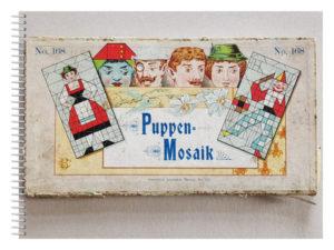 Carl Brandt jr. No. 168 Puppen – Mosaik